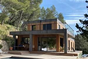 R U00e9alisations   Maisons Et Bureaux Ossature Bois