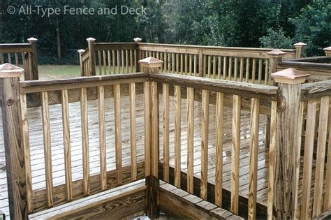 banister post tops deck railing post caps view 100s of deck railing ideas