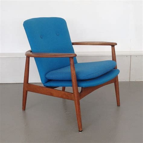 lounge chair by arne vodder for bovirke 33447