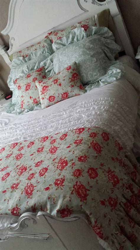 shabby chic blankets and throws shabby chic bedding accessories including throw blanket pillow shams