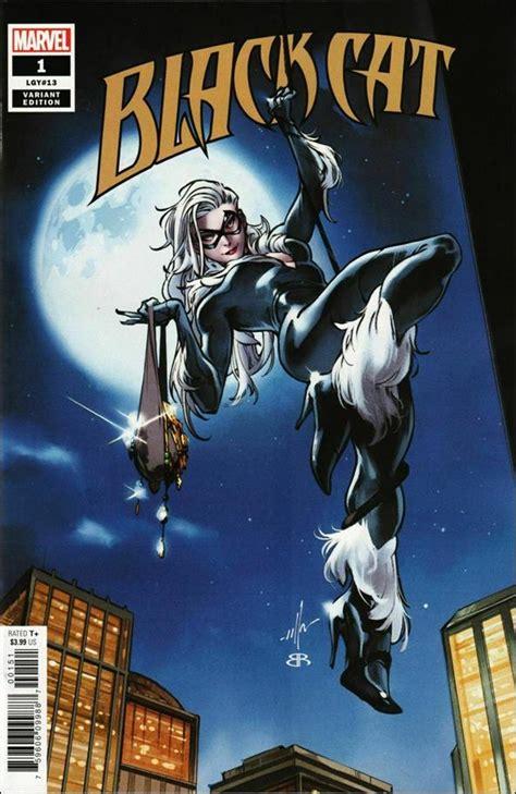 Black Cat 1 B, Feb 2021 Comic Book by Marvel