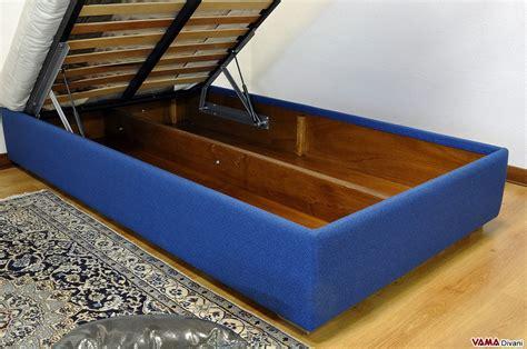 come costruire un letto contenitore letto con contenitore alla francese senza spalliera anche