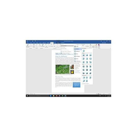 microsoft word 2016 home and student free