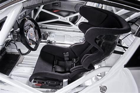 sieges cing car porsche 911 gt3 cup motorsport