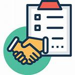 Icon Agreement Icons Flaticon Business