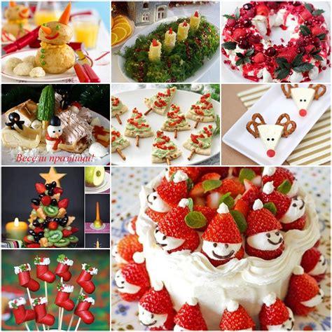 15 creative christmas food ideas recipes beesdiy com