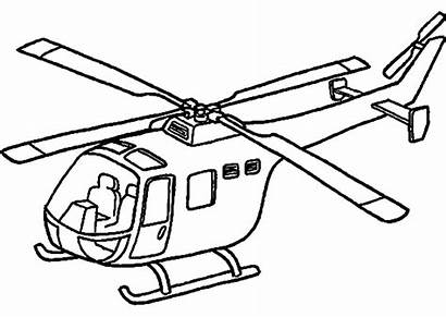 Helicopter Transportation Coloring Pages Printable Transport Kb