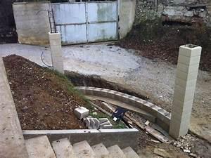 Fondation Mur Parpaing : mur soutenement non prevu dans fondation 16 messages ~ Premium-room.com Idées de Décoration