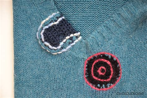 how to fix a in a sweater repairing hole in sweater cashmere sweater england
