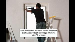 Pose Fenetre En Feuillure : pose des fen tres en pvc youtube ~ Dailycaller-alerts.com Idées de Décoration