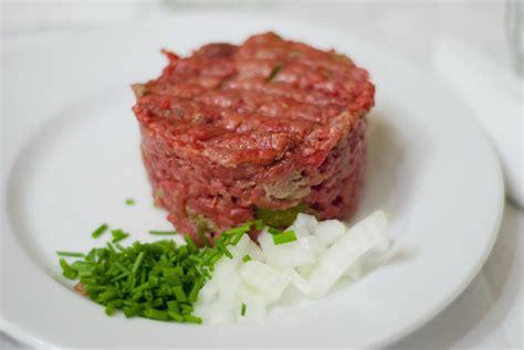 tartare cuisine steak tartare cuisine