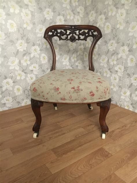 nouveau nursing chair number 10 upholstery in dorset