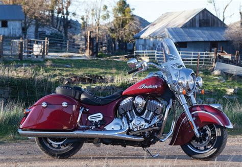 Indian Motorcycle Launches 2016 Springfield » Bikesmedia News