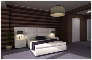 bedroom brown and purple 2 by raaab on deviantart With new home bedroom designs 2