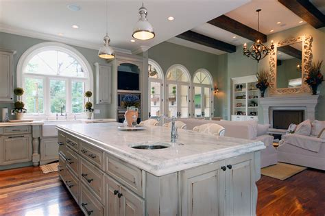 farmhouse kitchen cabinets inspired countertop edges fashion other metro traditional Distressed