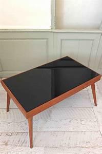 Table Pieds Compas : slavia vintage mobilier vintage table basse pieds compas des ann es 60 focus ~ Teatrodelosmanantiales.com Idées de Décoration