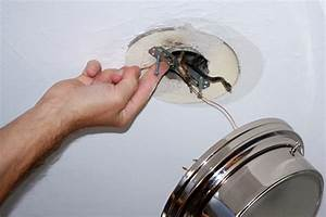 Ceiling light without wiring how to update your outlets