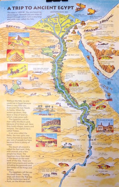 ancient egypt map  ancient world ancient egypt early