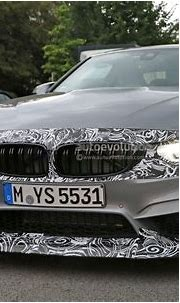 2018 BMW M4 Facelift (LCI) Spied with M4 GTS-like ...