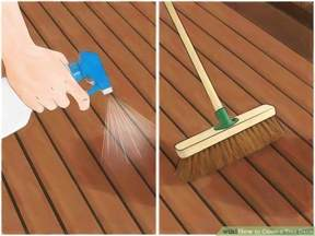 how to clean a trex deck 10 steps with pictures wikihow
