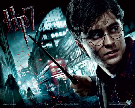 harry harry potter and the deathly hallows harry potter wallpaper 16692602 fanpop