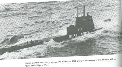 navy states united uss grouper army atlantic ocean maneuvering beat while through featured