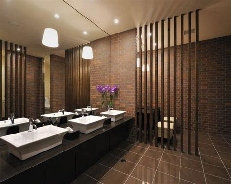 wood slats  walls contemporary sendai bathroom  vertical slat wall  divide  space