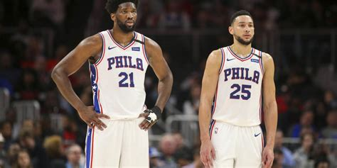Warriors should trade for Joel Embiid, not Ben Simmons ...