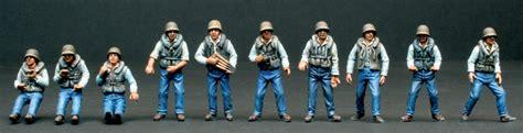 Italeri Pt Boat Crew by Italeri 1 35 Pt Boat Crew 5606 Plastic Model Figures