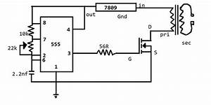 Plasma Ball Circuit Diagram
