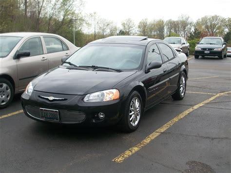Chrysler 2001 Sebring by S3lfmade S3lfpaid 2001 Chrysler Sebringlxi Sedan 4d Specs
