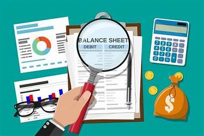 Balance Sheet Clipart Clipboard Pen Credit Factoring
