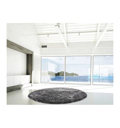 tappeto rotondo grigio tappeto rotondo 700 grigio bianco