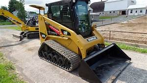 2010 Caterpillar 247b3 Skid Steer Loader