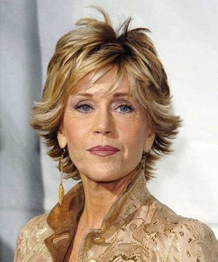 20 Short Hairstyles For Older Women Short Hairstyles