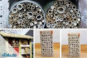 Bienenhotel Selber Bauen : insektenhotel selber bauen kostenlose bauanleitungen ~ A.2002-acura-tl-radio.info Haus und Dekorationen