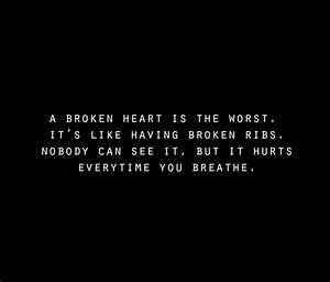 The 25+ best Br... Heart Burst Quotes