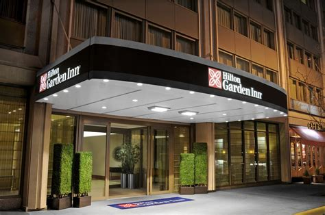 Hilton Garden Inn Times Square, New York, Ny