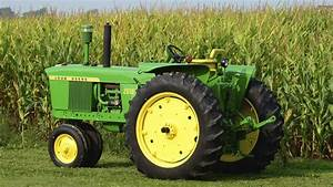 1967 John Deere 2510 Powershift
