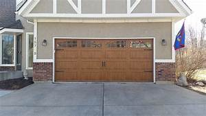 Gallery collection clopay garage doors carriage style with for Carriage type garage doors