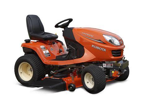 kubota garden tractor products mowers lawn garden tractors kubota