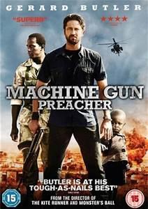 Machine Gun Preacher movie poster #731597 - Movieposters2.com