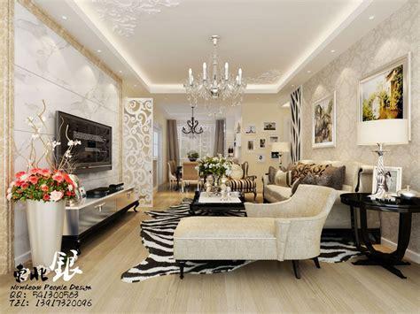 Wohnen Mit Stil by Exquisite Living Room Damask Wallpaper Silver