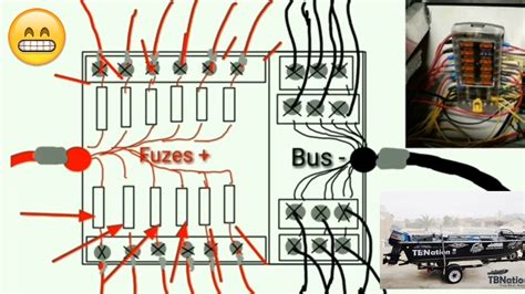 Super Easy Boat Wiring Electrical Diagrams Step