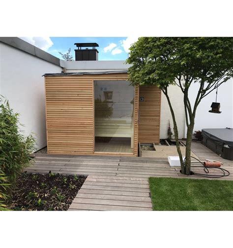 Indoor Sauna Custom Made Wellnesspark Sl