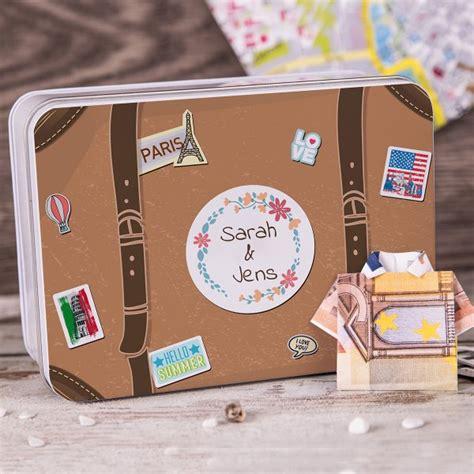 personello personalisierbare geschenkdose reisekasse