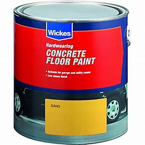 Floor paint paint wickescouk for Floor paint wickes