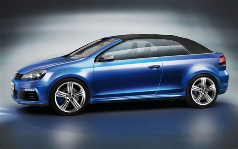 Volkswagen Golf R Skoda Fabia Rs Drop Tops At Worthersee