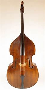 Bohemian Double Bass | Hand Crafted Upton Bass | String ...