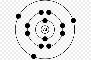 Aluminium Bohr Model Atom Electron Lewis Structure